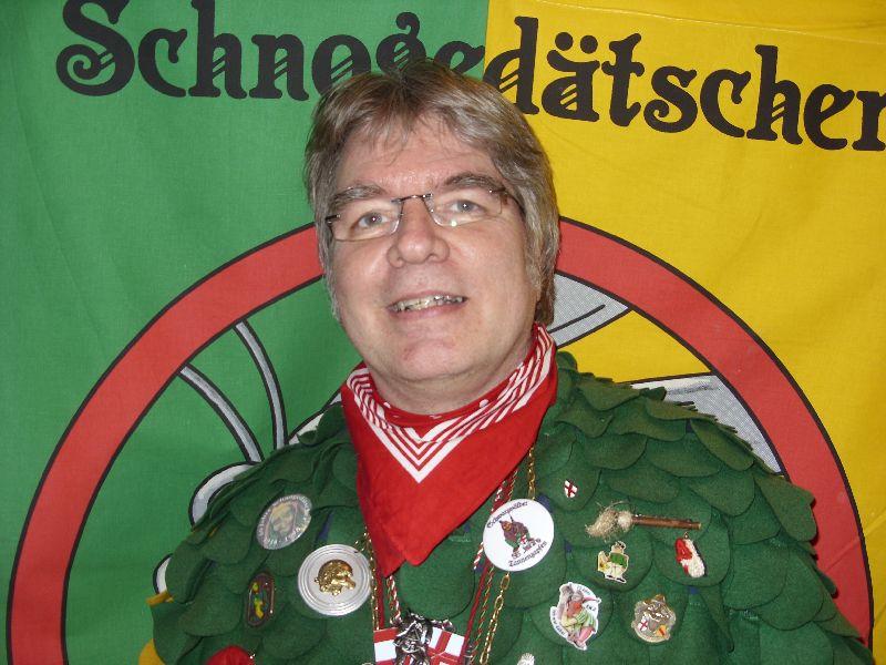 Oberzunftvogt Kurt Gutmann