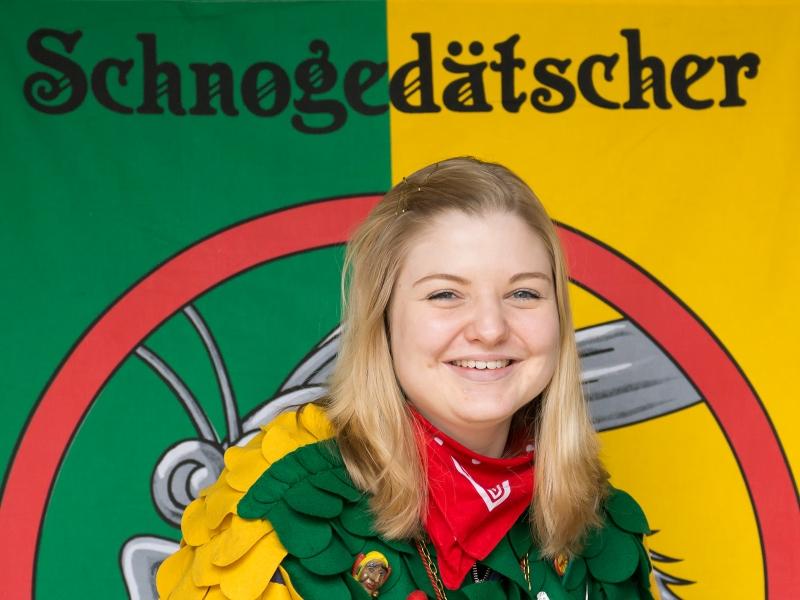 Schriftführerin Tanja Gutmann